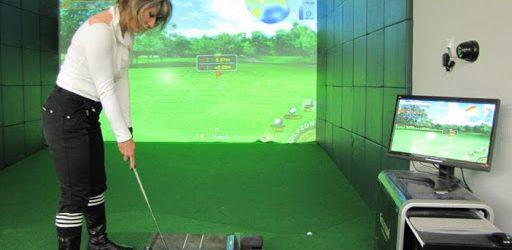 Le simulateur de golf: une alternative de détente