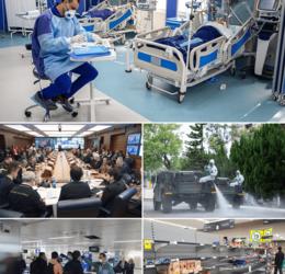 Coronavirus: 118 personnes ont été identifiées et un patient âgé est décédé