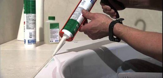 Comment enlever le mastic silicone des mains