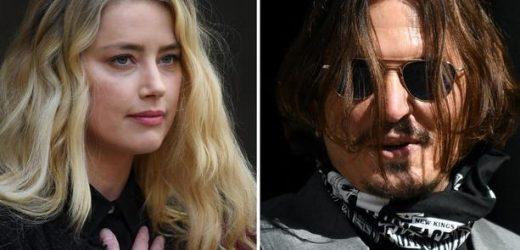 Johnny Depp l'emporte devant le tribunal et poursuivra le procès contre Amber Heard