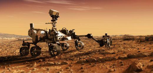 La curiosité entre dans une zone qui peut expliquer la transition climatique depuis Mars