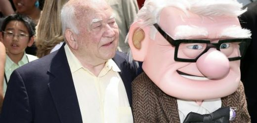 MEURT à Ed Asner, 91 ans, la voix de Carl dans 'Up